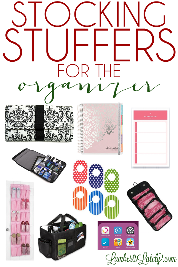 101 Unique Stocking Stuffers for Women...huge list of different ideas for a woman, broken into categories (crafter, beauty guru, athlete, etc.).  Great resource!