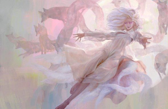 Sangsoo Jeong artstation arte ilustrações fantasia games