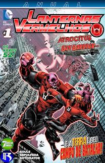 Os Novos 52! Lanternas Vermelhos - Anual #1