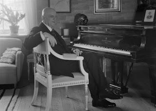 Sibelius al pianoforte