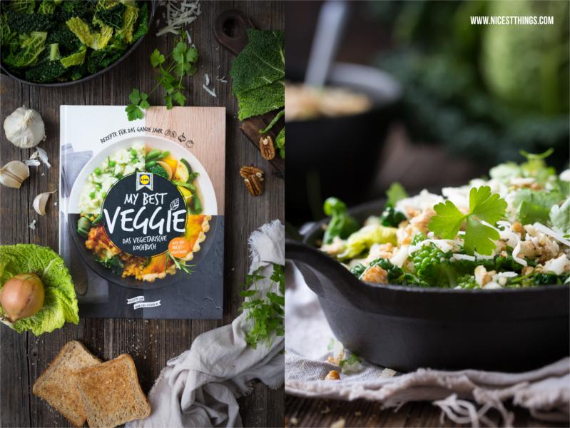 My Best Veggie vegetarisches Kochbuch von Lidl
