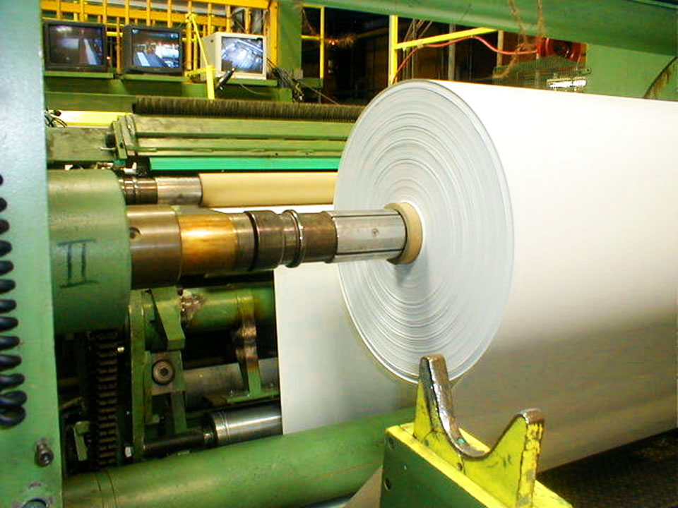 RTape Corporation   How Calendered Vinyl Films are Made