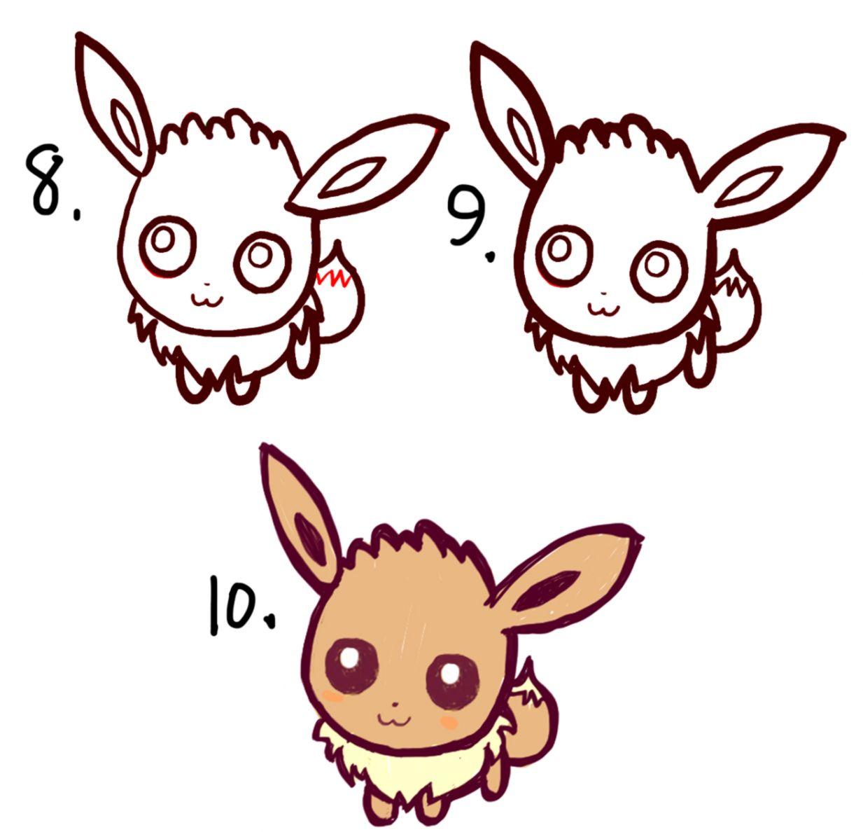 Cute Chibi Animal Drawings Kingdom Wallpapers