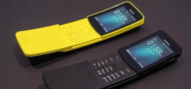 مواصفات هاتف  Nokia 8110 4G  بالصور والفيديو