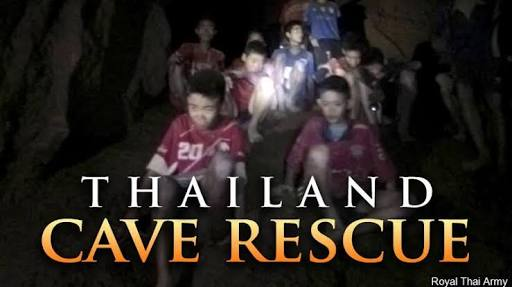 Thailand Cave: All 12 Boys & Their Coach Successfully Rescued