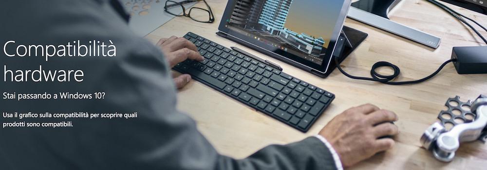 come verificare compatibilita pc con windows 10