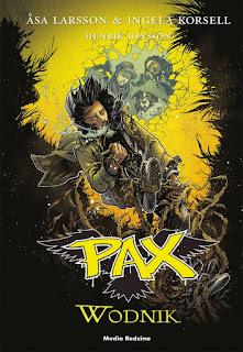 """Pax. Wodnik"", Asa Larsson i Ingela Korsell - recenzja"