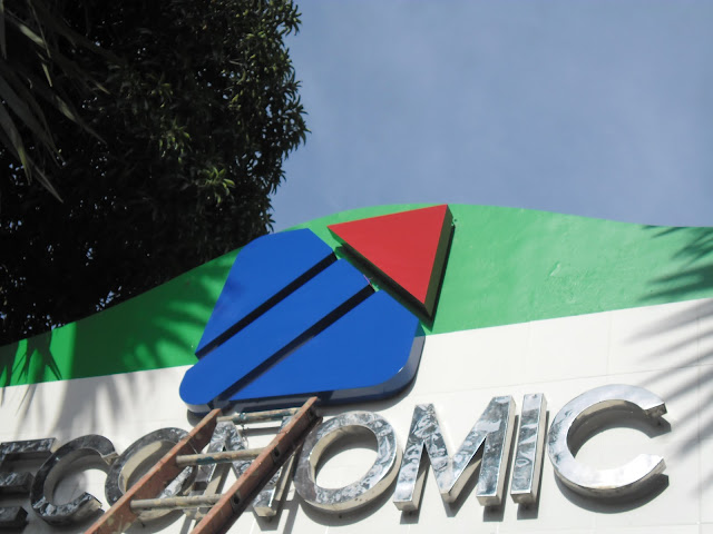 Built Up Logo Signage - Cavite Economic Zone