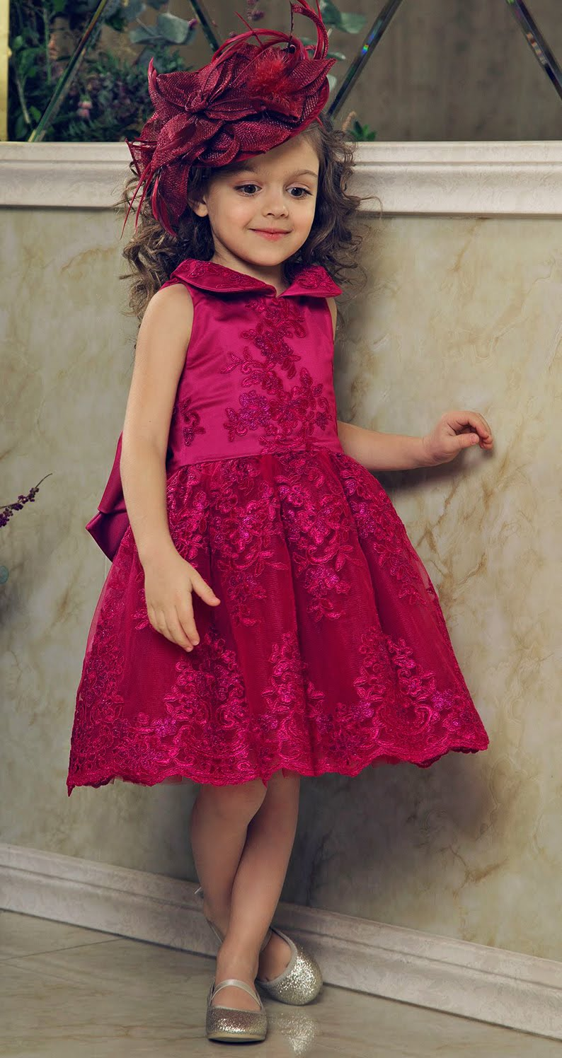 cc958cf3f Must Have of the Day  Girls special occasion dress by luxury ...