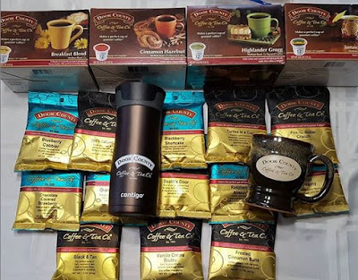 assorted kinds of coffee