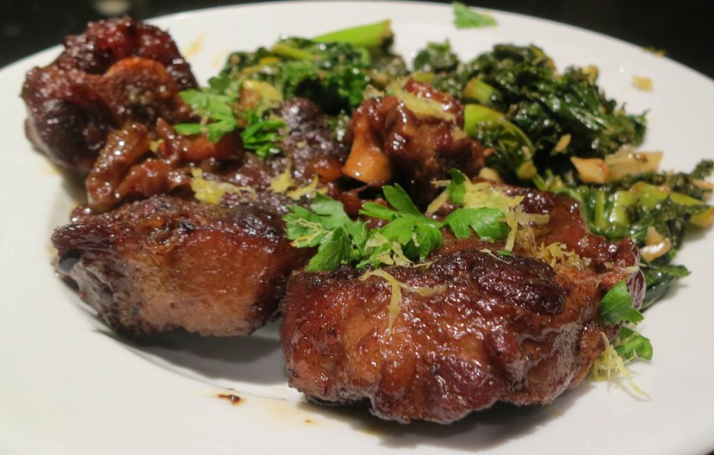 cucina australiana braised oxtail