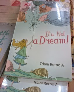 novel remaja its not a dream