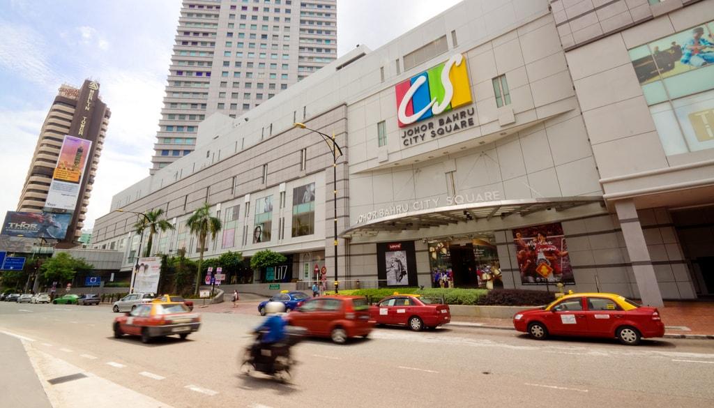 city square, shopping mall best di johor bahru, tempat menarik di johor bahru
