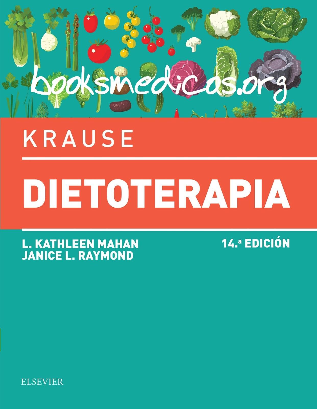 Nutricion Y Dietoterapia De Krause 12 Edicion Pdf