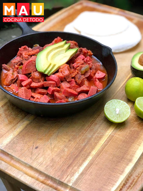 mau cocina de todo discada sin disco receta monterrey regia