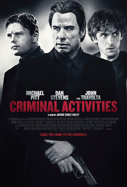 Criminal Activities (2015) ταινιες online seires xrysoi greek subs