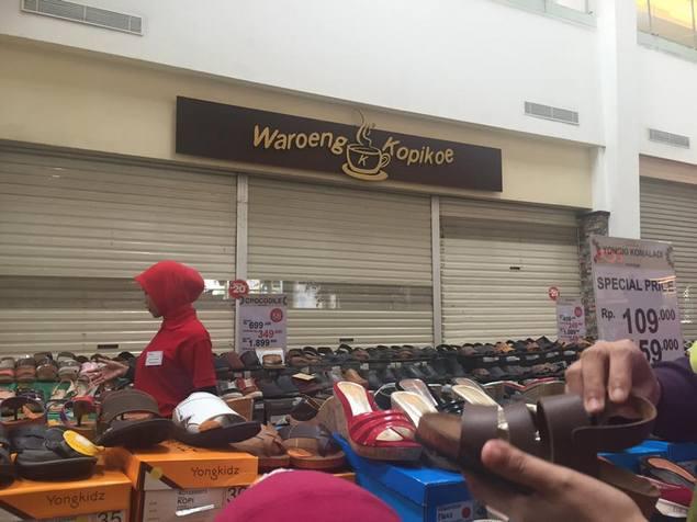 Satpol PP Hanya Berani Sama Warung Kecil? Warga Ini Buktikan Mal-Mal di Serang Patuhi Perda Ramadhan