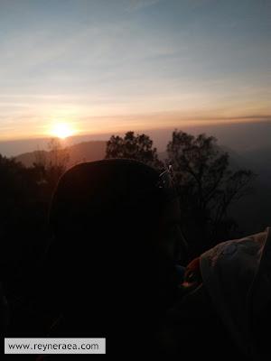 sunrise di penanjakan bromo