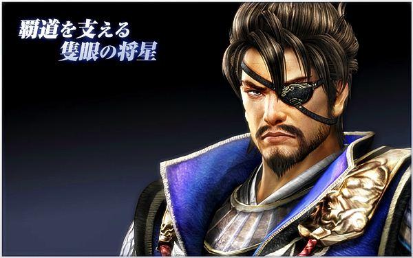 แฮหัวตุ้น จากเกมส์ Dynasty Warriors 8