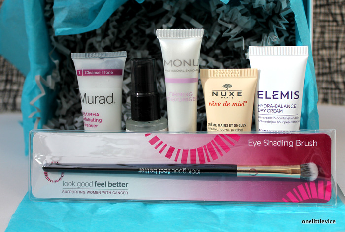 one little vice beauty blog: Look Fantastic October Beauty Box