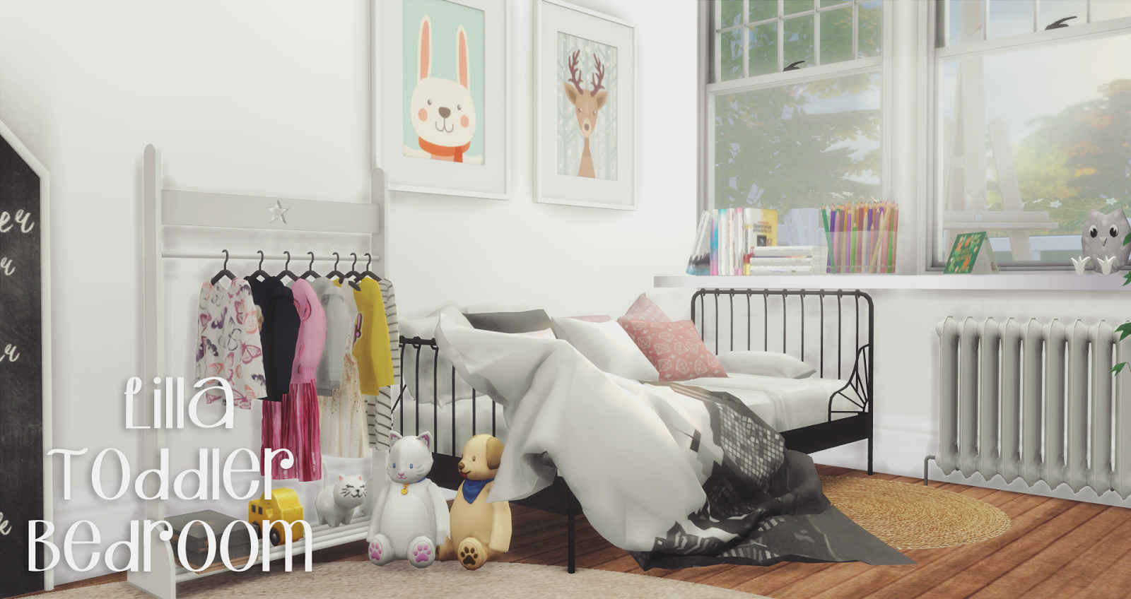 Lilla Toddler Bedroom *NEW SET*