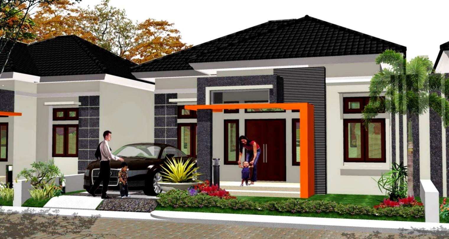 Model Rumah  Minimalis  Satu Lantai Design Rumah  Minimalis
