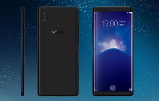 Spesifikasi Dan Harga Vivo Xplay 7, Hadirkan Sensor Sidik Jari Dilayar
