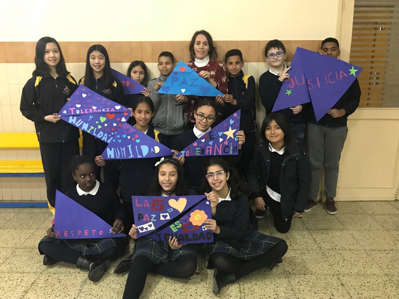 Orientación Educativa Día Del Libro: ORIENTACIÓN EDUCATIVA: Día Escolar De La No Violencia Y De