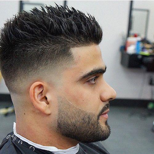 Cortes de cabello parado hombre – Cortes de pelo hombre c97779a83817