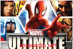 Marvell Ultimate Alliance PPSSPP PSP ISO CSO Android Terbaru
