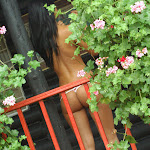 Andrea Rincon, Selena Spice Galeria 21 : Jean Azul y Top Rojo Foto 133