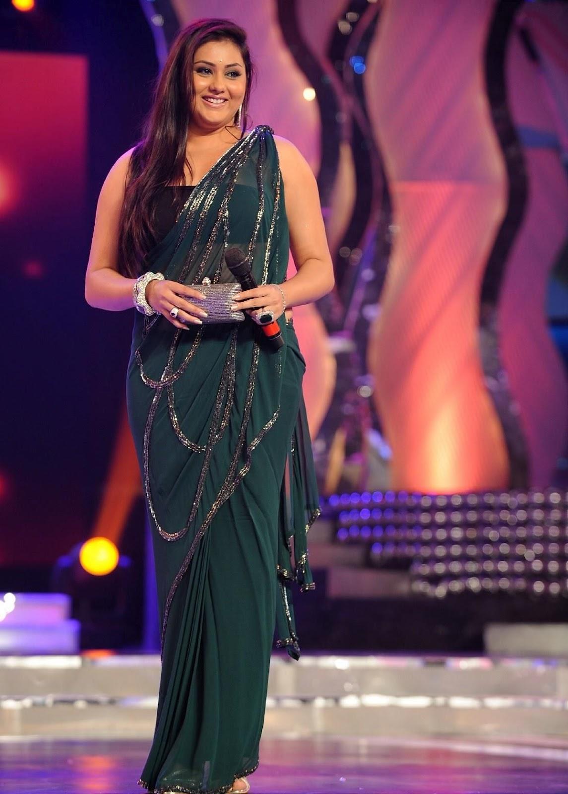 Namitha Maya at lux cinema award 2012 - latest stills 015
