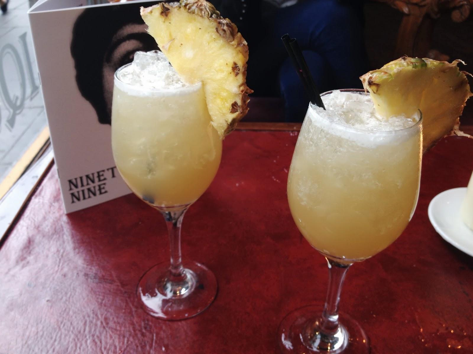 Show Me La Mauny cocktail