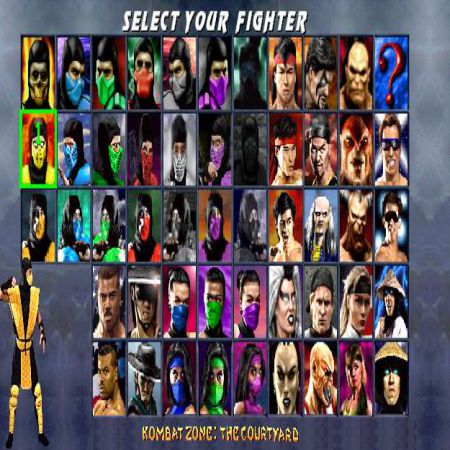 Ultimate Mortal Kombat 3 Free Download For PC Full Version