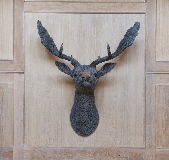 20-Fallow-Stag-Head-Kendra-Haste-Galvanised-Wire-Animal-Sculptures-www-designstack-co