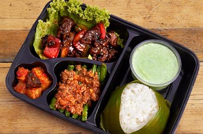Catering Jogja Nasi Box, Bikin Pengen Pesan Lagi!