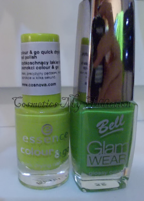 Bell glam wear 510 i Essence Colour & Go 39