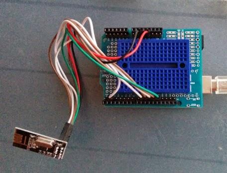 Embedded Innovation: nRF24L01+ sniffer - part 2