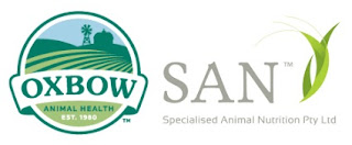 Oxbow Australia and SAN Specialised Animal Nutrition