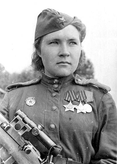 Antonina Makarova wanita paling sadis dan algojo pembunuh berdarah dingin