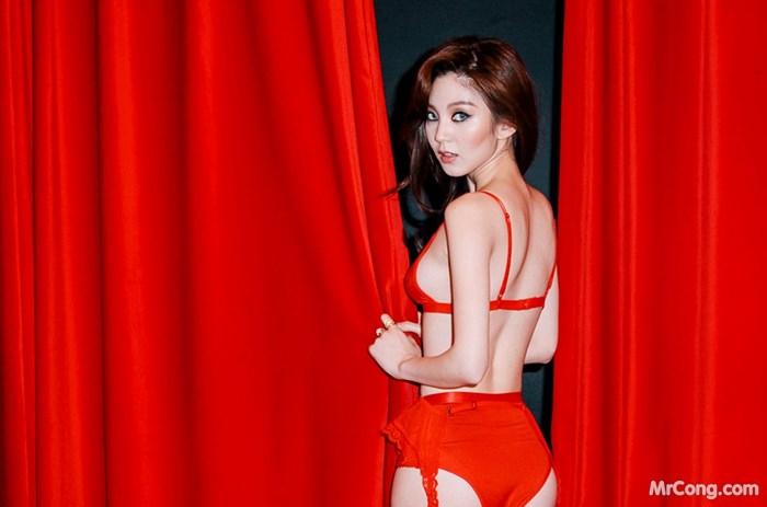 Image Korean-Model-Lee-Chae-Eun-012018-MrCong.com-007 in post Người đẹp Lee Chae Eun trong bộ ảnh nội y tháng 01/2018 (143 ảnh)