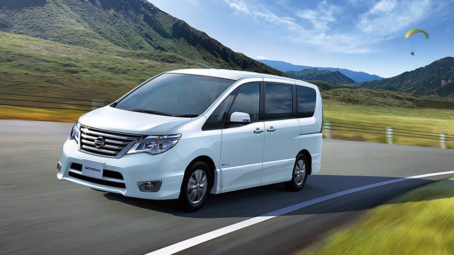 Leopaul's Blog: 2014 Nissan Serena C26 Minor Change