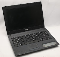 Laptop Bekas Acer TravelMate 4740