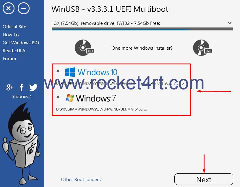 Cara Membuat Multi Bootable di Flashdisk Semua Windows