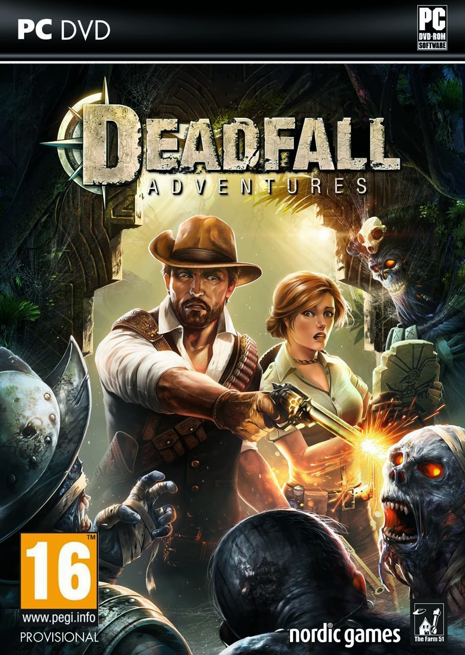 222 Download Free PC Game Deadfall Adventures Full Version