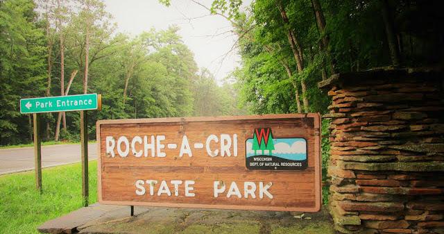 Roche-A-Cri State Park, WI