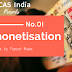 History of India : From Exchange of Goods and Money to Remonetisation and Demonetisation