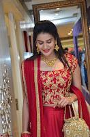Jenny Honey in Stunning Dark Red Anarkali Dress at Splurge   Divalicious curtain raiser ~ Exclusive Celebrities Galleries 087.JPG