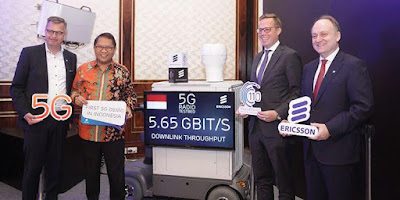 Internet 5G Indonesia