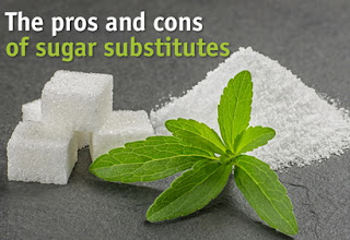 Pros And Cons of Sugar Substitutes